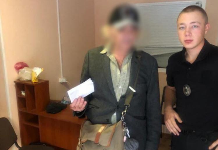 В Умані затримали нелегала, який перебуває в Україні з 2015 року